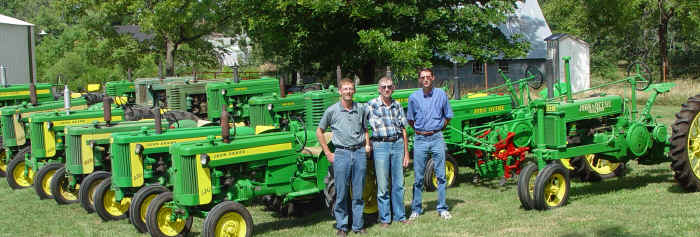 ... you ll be able to view the background of the John Deere tractor in our  family 782f34e11